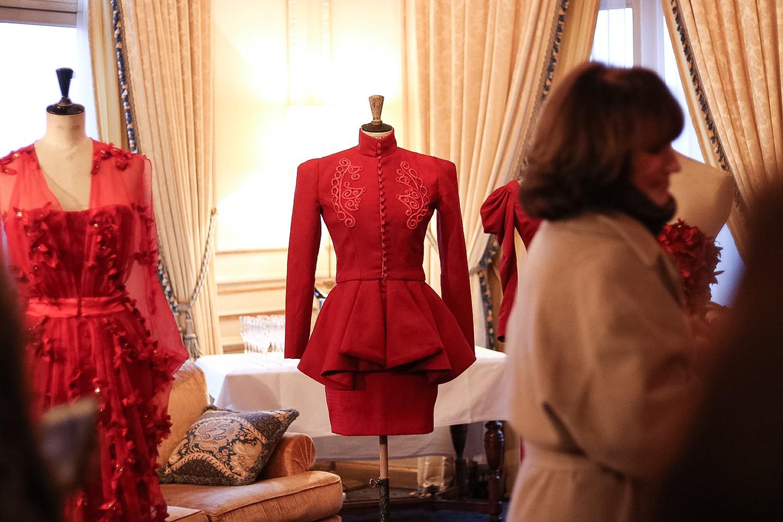 Ëlodie | Fashion Week Haute Couture à Paris